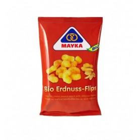 Pufuleti cu Arahide Bio Mayka - 75 g