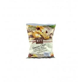 De Rit Organics - Chipsuri Bio de legume si sare de mare, 75g