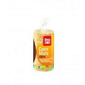 Vafe Bio Subtiri din Malai, 120 g Lima