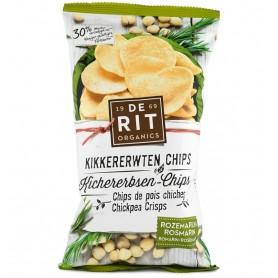 Chipsuri Bio din Naut cu Rozmarin De Rit - 75 g