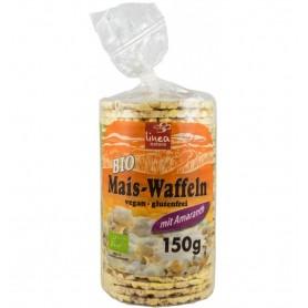 Vafe Bio din Porumb cu Amaranth Bio Corner - 150 g