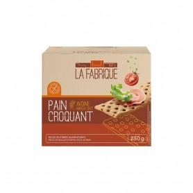 Paine Crocanta cu Ovaz La Fabrique - 230 g