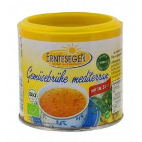 Supa Bio de Legume Mediteraneana Erntesegen - 125 g