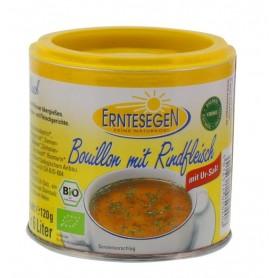 Supa Bio cu Carne de Vita Erntesegen - 120 g