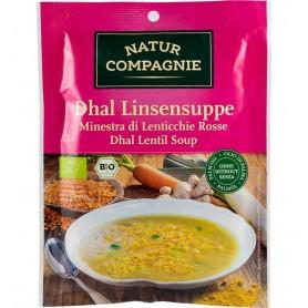 Natur Compagnie - Supa crema Bio de linte, 60g