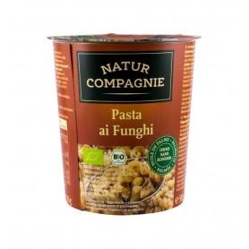 Natur Compagnie - Mancare la cana - Paste cu ciuperci, BIO