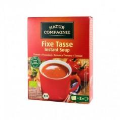 Supa Bio Instant de Rosii, 3x20 g Natur Compagnie