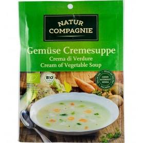 Natur Compagnie - Supa crema de legume, bio, 43g