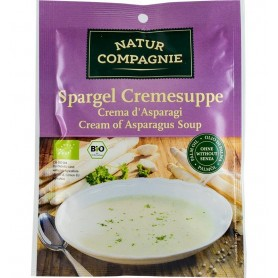 Supa Crema de Sparanghel Bio Natur Compagnie - 40 g