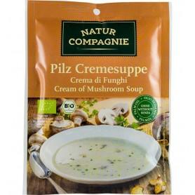 Natur Compagnie - Supa crema de ciuperci, bio, 40g