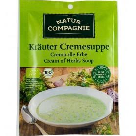 Supa Crema de Verdeturi Bio Natur Compagnie - 38 g