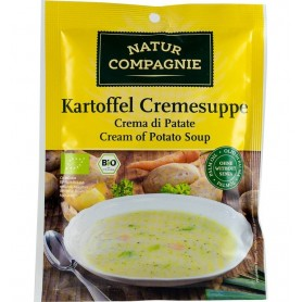 Natur Compagnie - Supa crema de cartofi, bio, 48g