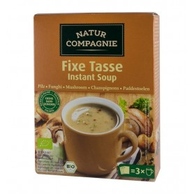 Supa Bio Instant de Ciuperci, 51 g, Natur Compagnie