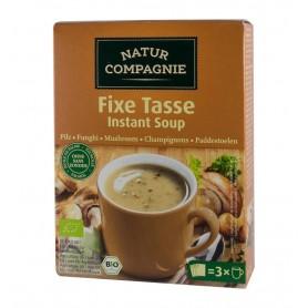 Supa Bio Instant de Ciuperci Natur Compagnie - 51 g