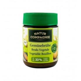 Natur Compagnie - Supa bio de legume cu 33% legume, 100g