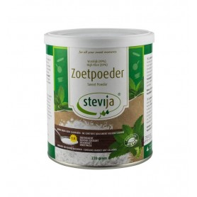 Stevia – Indulcitor pulbere din stevie 220 g
