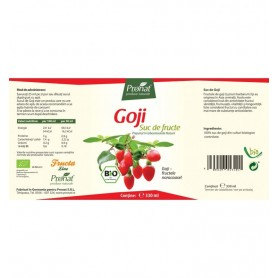 Suc de Goji 100% Bio Medicura - 330 ML