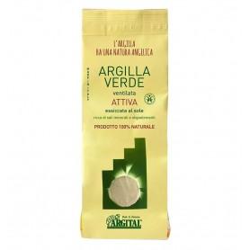 Argila Verde Activa Ventilata pentru Baut Argital - 500 g
