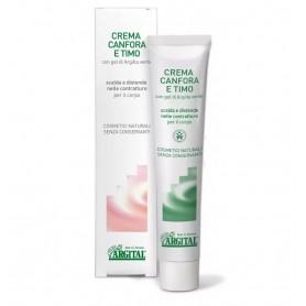 ARGITAL - Crema cu namol camfor si cimbru - impotriva durerilor, 50 ml