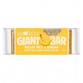 Baton din ovaz cu banane Ma Baker, 90 g