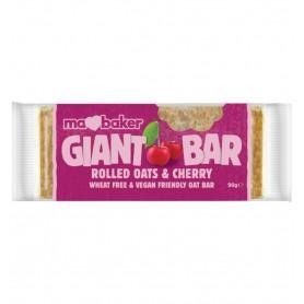 Baton de ovaz cu cirese 90 gr Ma Baker