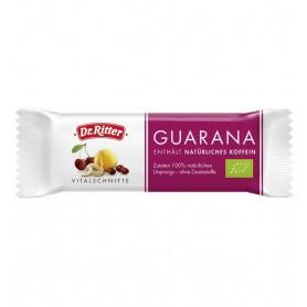 Dr. Ritter - Baton Bio cu guarana, 40g