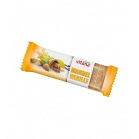 Liebhart's Vitana – Baton Bio cu migdale si vanilie, 60 g