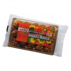 Liebhart's Vitana – Bombite bio vegan ananas-mango, 120 g