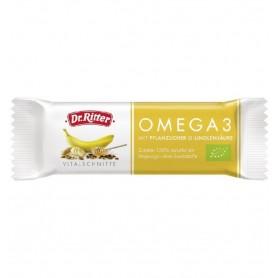 Dr. Ritter - Baton Bio cu Omega 3, 40g