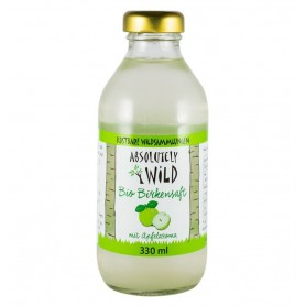 Absolutely Wild – Seva BIO de mesteacan cu mere, 330 ml