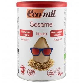 ECOMIL - Pudra organica instant pentru bautura de susan, 400 g