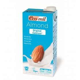 Ecomil – Bautura BIO de migdale cu calciu, 1 l