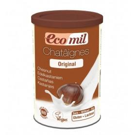 ECOMIL – Bautura Bio de castane, pudra instant, 400g