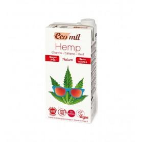 Ecomil - Bautura vegetala Bio din canepa natur, 1L