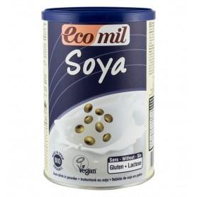 Ecomil - Pudra Bio pentru Bautura de Soia - 400 g