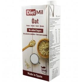 DietMil – Bautura de ovaz fara zahar, 1L