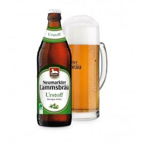 Neumarkter Lammsbrau – Bere Bio Urstoff blonda aromata – 4,7 % vol. Alcool, 0,5 L