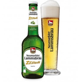 Neumarkter Lammsbrau – Bere Bio Edelpils Zzzisch – 4,7 % vol. 0,33 L