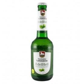 Neumarkter Lammsbrau – Bere Bio Edelhell – 5,0 % vol. Alcool, 0,33 L