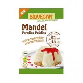 Budinca Bio de migdale, 49 g Biovegan