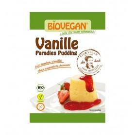 BIOVEGAN - Budinca de vanilie, Bio, 31g