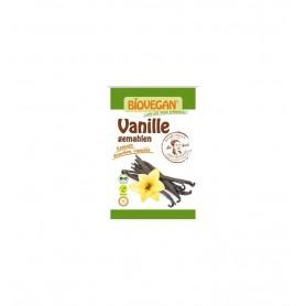 BIOVEGAN - Vanilie Bio macinata, 5 g