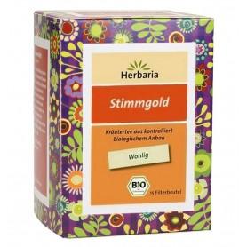 Ceai Bio Voce de Aur 15X1,6g Herbaria