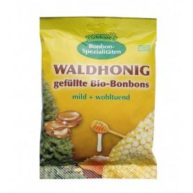 LIEBHART'S – Dropsuri BIO cu miere de padure, 100 g