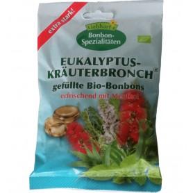 LIEBHART'S – Dropsuri BIO cu eucalipt si plante, 100g