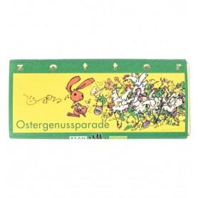 ZOTTER – Ciocolata BIO de Pasti – Ostergenussparade, 70g