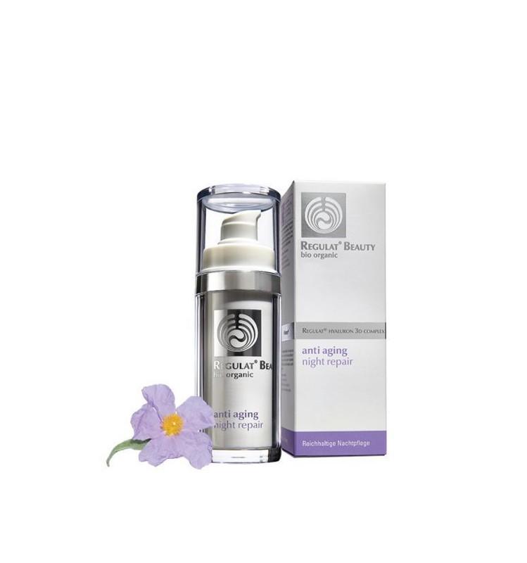 Regulat® Beauty - Crema de noapte anti-imbatranire – 30 ml