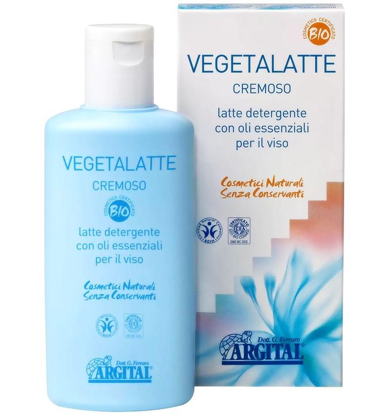 ARGITAL - Lapte vegetal demachiant, 200 ml