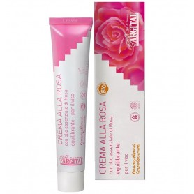 ARGITAL - Crema pentru fata cu ulei de trandafiri, 50 ml