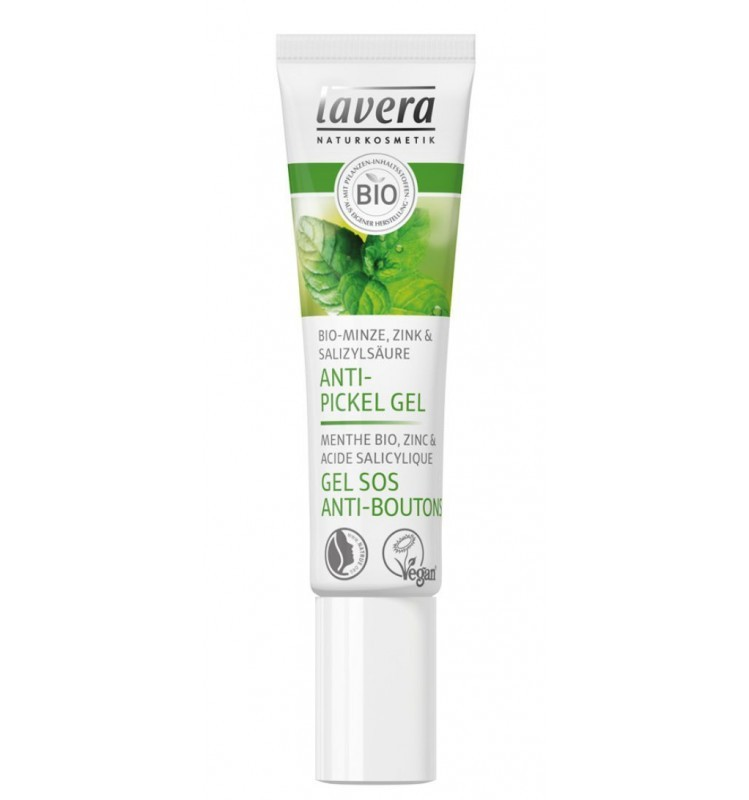 Lavera - Gel bio anti-acneic, 15ml